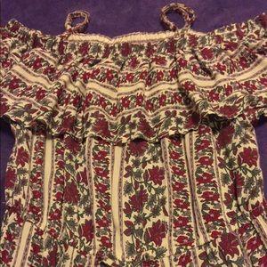 Dresses & Skirts - Beautiful! Floral maxi dress
